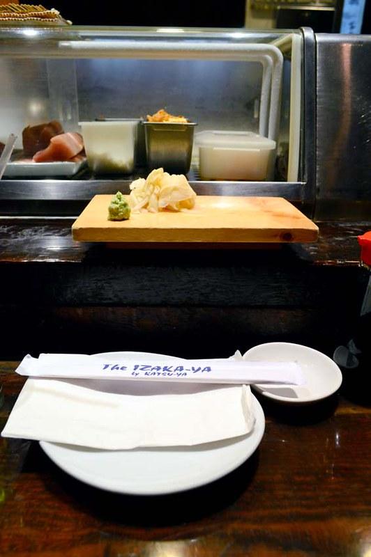 Sushi Set-Up