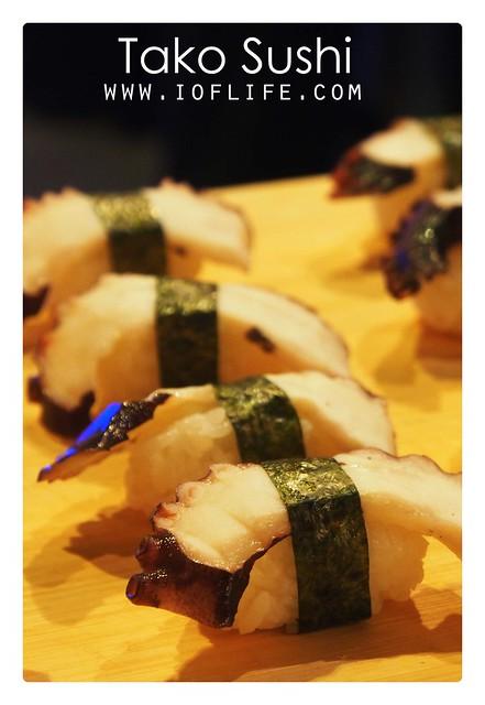 Tako sushi 1 umaku
