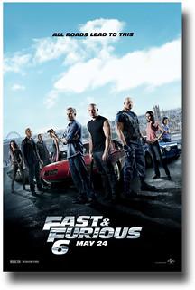 Fast And Furious 6 Poster All Roads