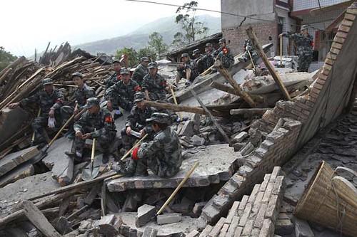 CHINA-EARTHQUAKE/