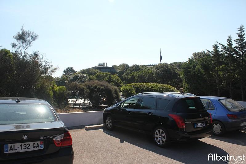 photo du golf Golf de Spérone - Practice - Putting green