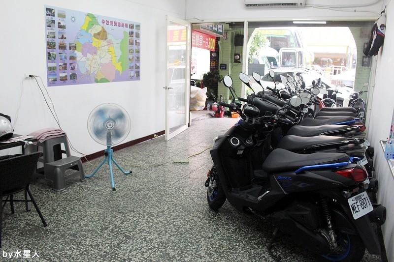 店內-台中火車站租機車推薦-運通