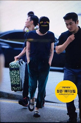 Big Bang - Incheon Airport - 26jun2015 - avril_gdtop - 01