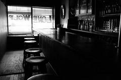 lone wolf bar, bushwick sept 2015
