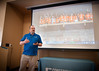 2016 WordCamp Chicago | Steve Bennett, Speaker (Photo by Kari Leigh Marucchi)