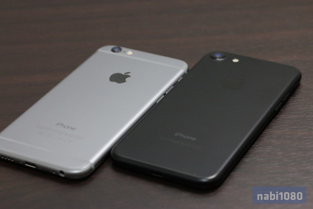 iPhone 7 iPhone 606