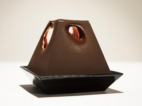 Lumière Au Chocolate – светодиодная лампа из шоколада