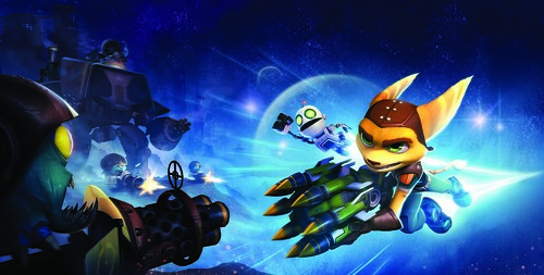 ratchet clank qforce