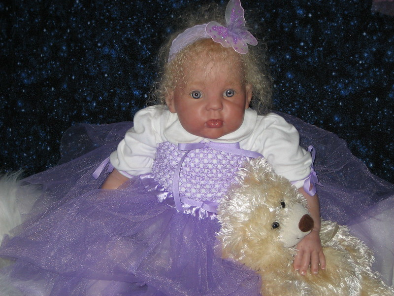 Sweet Pea Babies Nursery Reborn Toddler Doll Cuddles by Donna RuBert
