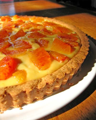Crostata tutt'arancia by fugzu
