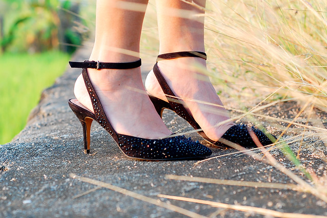 heels from Zara