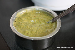 mint chutney step 6