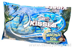 Hershey's Kisses Macadamia Nuts