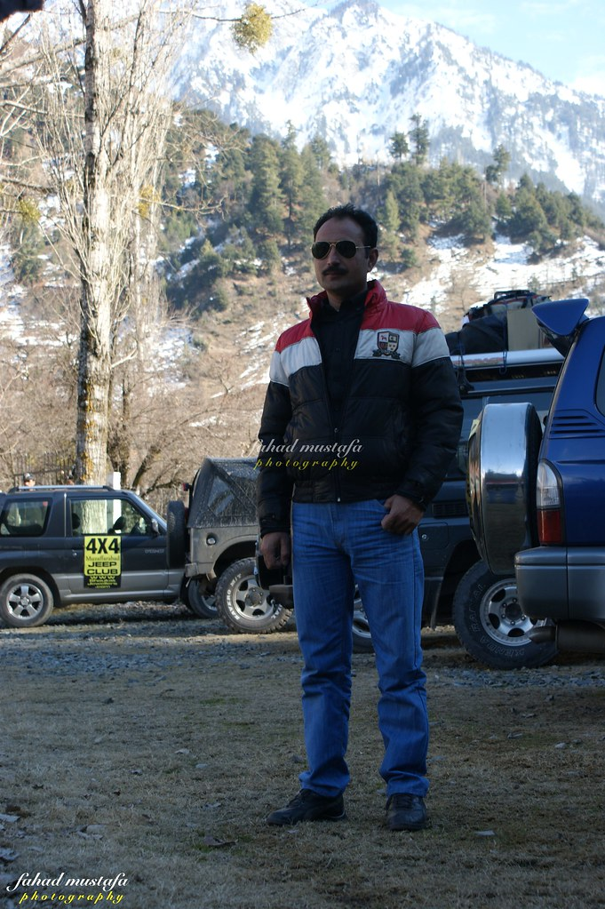 Muzaffarabad Jeep Club Neelum Snow Cross - 8468236175 79f512bb89 b