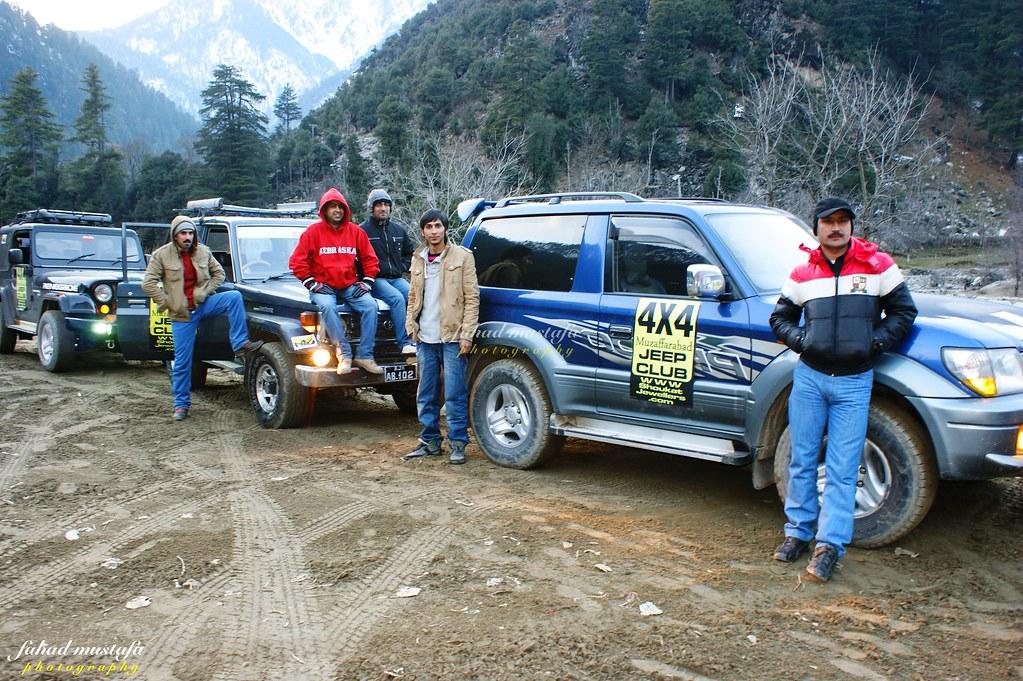 Muzaffarabad Jeep Club Neelum Snow Cross - 8468313201 45b03bf6f3 b