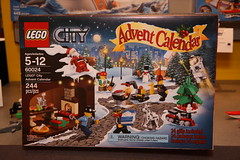 60024 LEGO City Advent Calendar 1