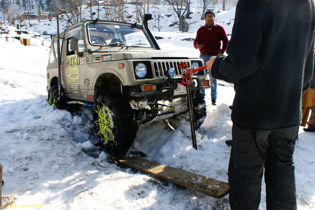 Muzaffarabad Jeep Club Neelum Snow Cross - 8472079312 0934114c58 b