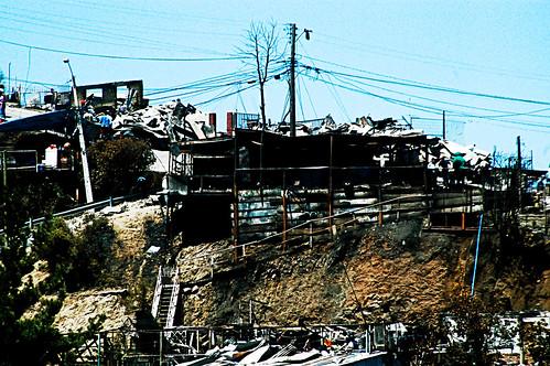 Apocalipsis ahora: el incendio en Valparaíso