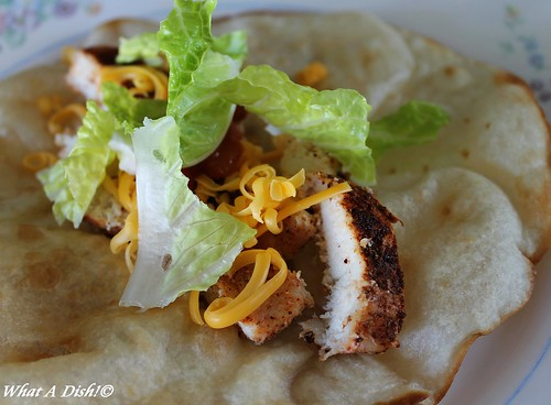 Grilled Taco Chicken