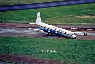 Ramaer Cargo IL-18 RA75554