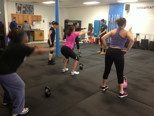Crossfit free class