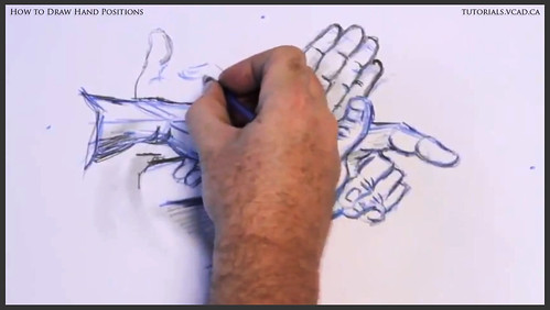 learn how to draw hand positions 015