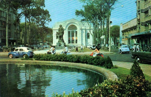 PARLIAMENT HOUSE - SAIGON