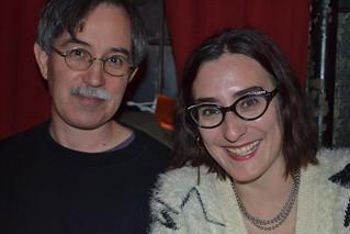 Gordon Dahlquist & Cecil Castelluci