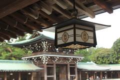 Japon, Tokyo, Sepulcro de Meij
