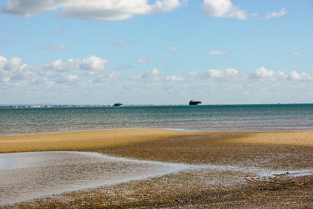Ryde en la isla de Wight