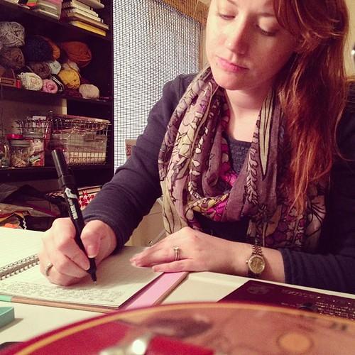 Journaling. #smashbook