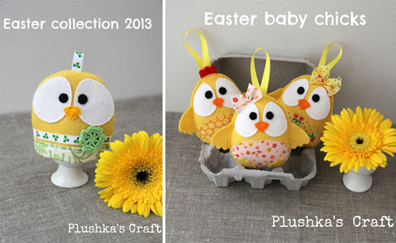 sponsors // plushka easter collection