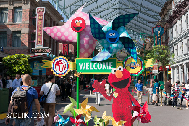 Welcome to Sesame Street Carnival!
