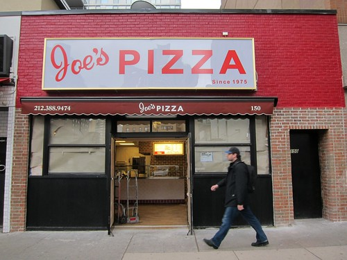 Joe's Pizza, 14th Street