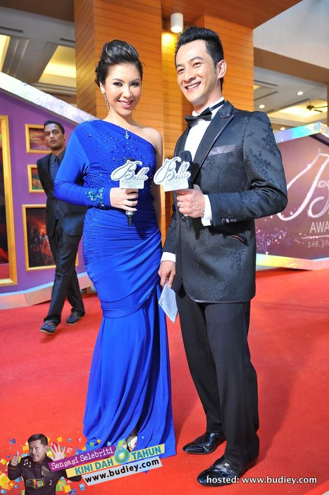Red Carpet Hosts - Ashley Chan &  Naz Rahman