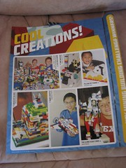 Project Quilting 4.5 p 28 of Lego Catalog