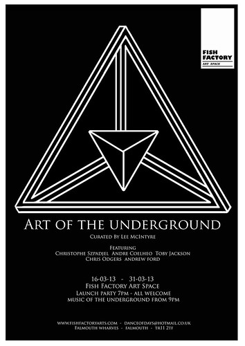 Art of the Underground Poster