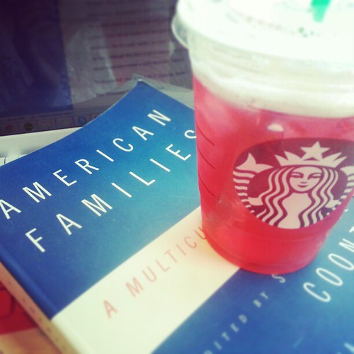 This is starting to look familiar #starbucks #midterms