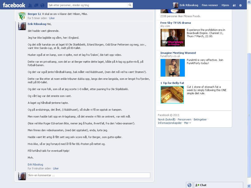 facebook berger il 2