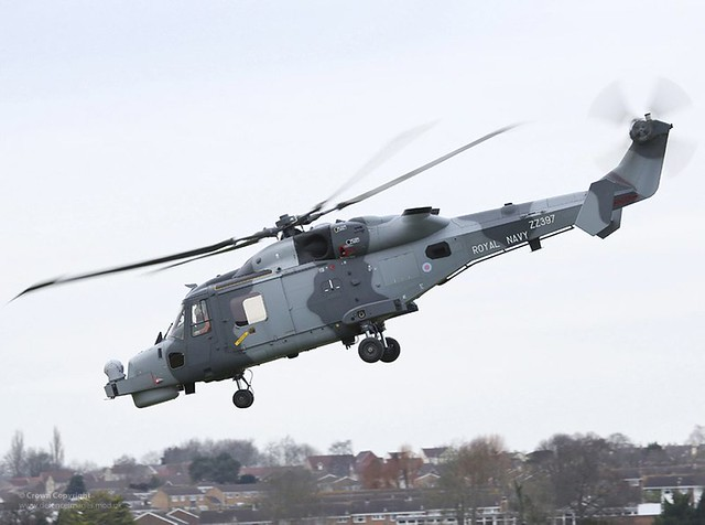 First Royal Navy Wildcat Helicopter Takes Maiden Flight  Flickr  Photo Shar