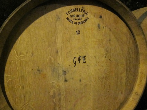 Barrique Faß Weingut Ankermuehle