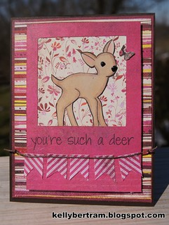 You're Such a Deer!