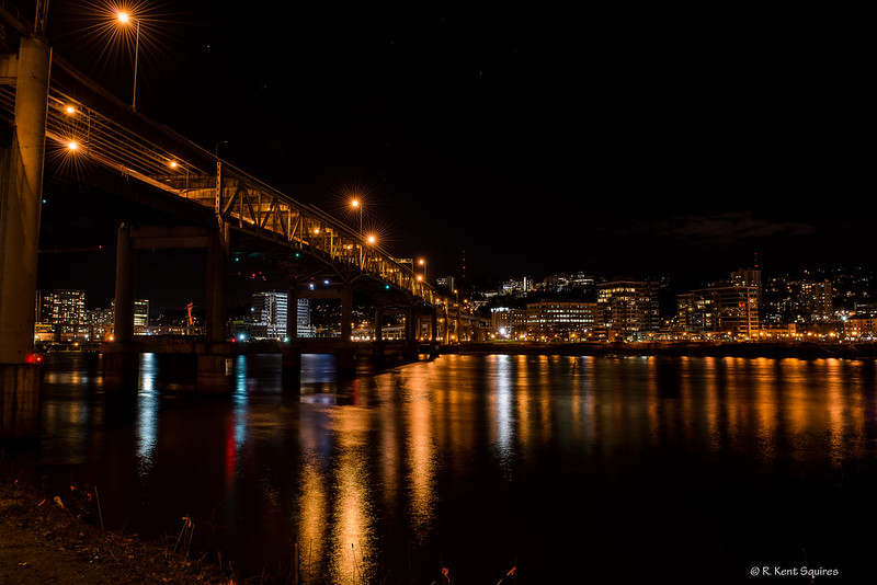 PDX Night Reflections-6143