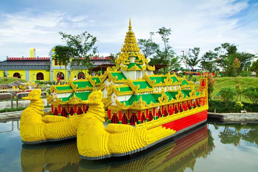 Legoland Malaysia Iskandar Johor First International Theme Park