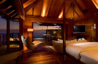 马尔代夫伦格里岛港丽酒店[Conrad Maldives Rangali Island]