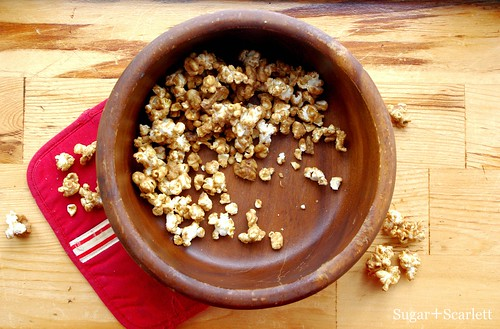Gingerbread Popcorn by SashaWarner