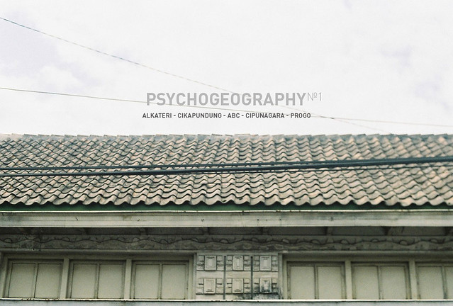 Psychogeography № 1
