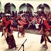 Danza árabe en el Museo de la Ciudad de Cuernavaca.
