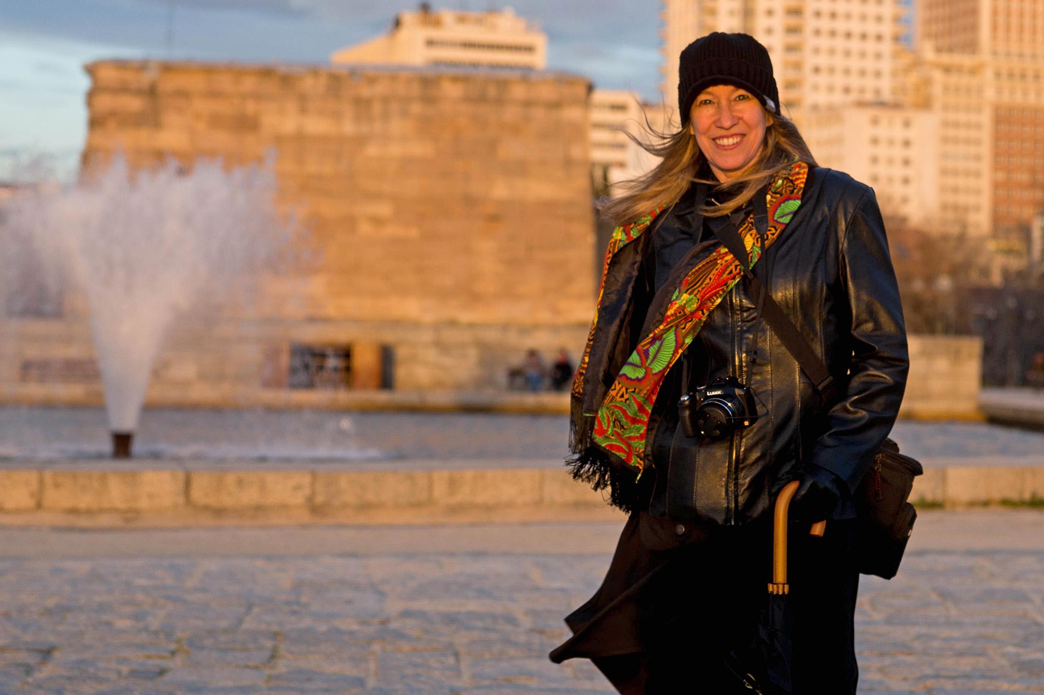 Cynthia In Madrid