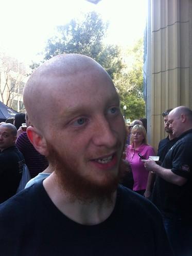 Bald!